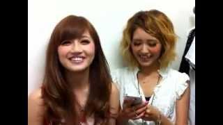 Popteen2011年9月号で18ページビッグスペシャル!「読者モデルたちのイ...