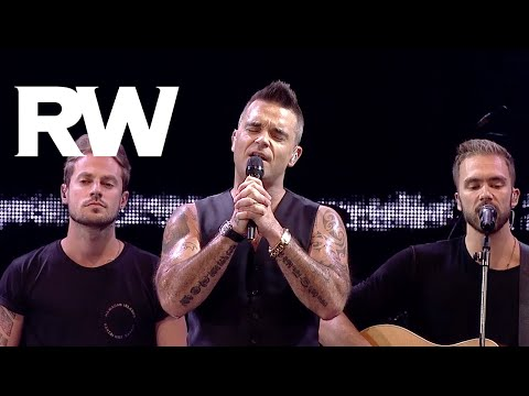 Robbie Williams & Lawson | The Road To Mandalay & Back For Good