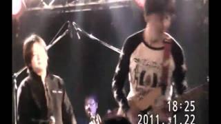 2010/1/22 松江AZTiC canova で行われた同窓会LIVE から3曲目。