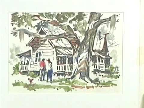 Tony van Hasselt: Creative Realism In Watercolor (DVD)