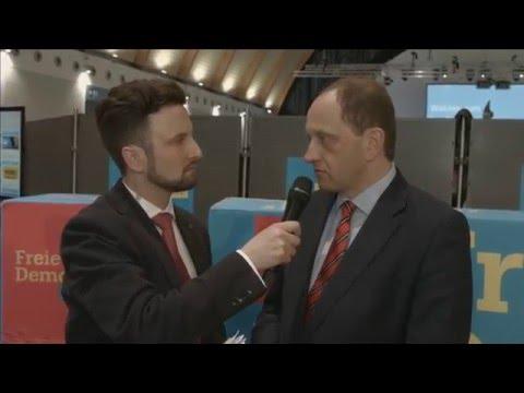 INTERVIEW / Alexander Graf Lambsdorff MdEP