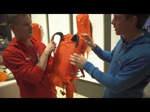 ISPO 2018 - Mountain Equipment - Tupilak packs