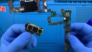 Samsung Galaxy S10 Kamera Değişimi Nasıl Yapılır