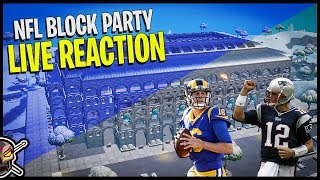 Mission Failed, We'll Get Em Next Time - Fortnite NFL Block Party Winners