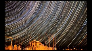 Long Exposure Photo - Star Trail Long Exposure Photography