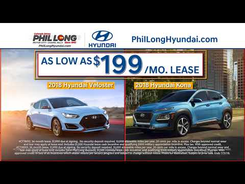 Marvelous Phil Long Hyundai Of Motor City   Hotter Deals 2018