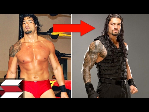10 WWE Wrestlers You Wouldn't Recognize 5 Years Ago