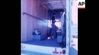 Start von NATO 3B (1977)