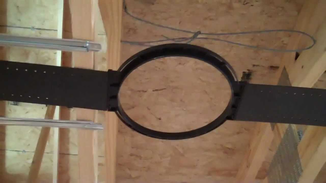 how to wire for whole home stereo speaker system youtube rh youtube com installing speakers in basement ceiling Wiring a Basement Bathroom