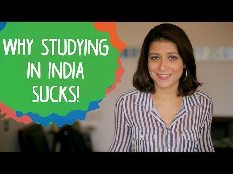 Why studying in India sucks | Whack