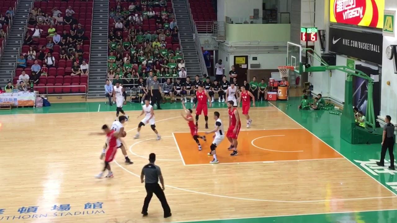 【香港籃球】甲一組聯賽 (男子) - 滿貫 59:78 南華 Game Highlight (20190606) - YouTube
