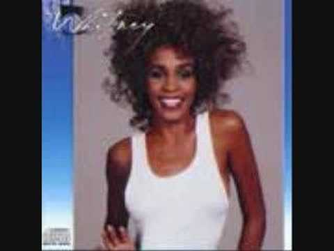 Whitney Houston Just the Lonely Talking