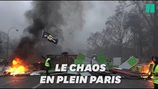 Baixar Gilets jaunes: les images du chaos à Paris