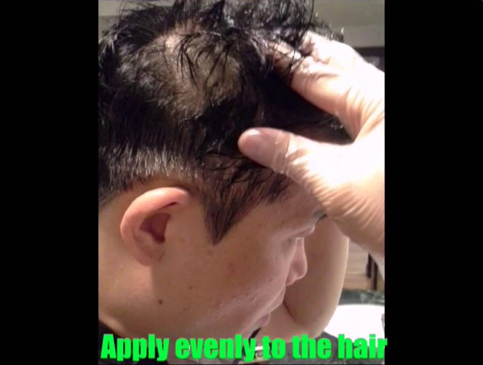 Color Magic Herbal Color Shampoo For Gray Hair English Version