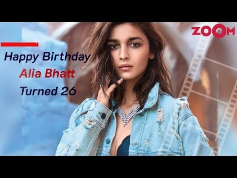 Alia Bhatt's 26th Birthday Special - Know Everything about Bollywood's most Trending Diva Mp3