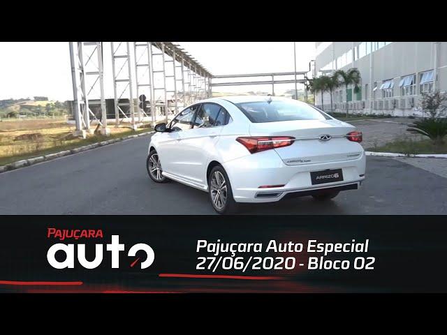 Pajuçara Auto Especial 27/06/2020 - Bloco 02