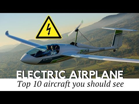 10 Electric Planes that Already Exist and Change the Future of Air Travel