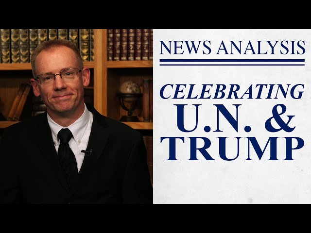 Trump's Record on the UN