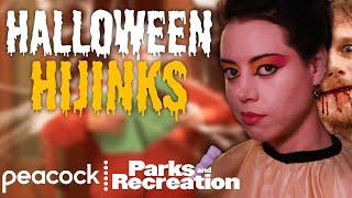 Halloween Hijinks - Parks and Recreation (Mashup)