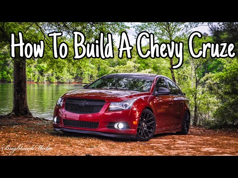 Build Breakdown: Modified Chevy Cruze (How To Build A Chevy Cruze)