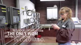 Red Rocks Community College - The Water Quality Management Industry For The Next Generation