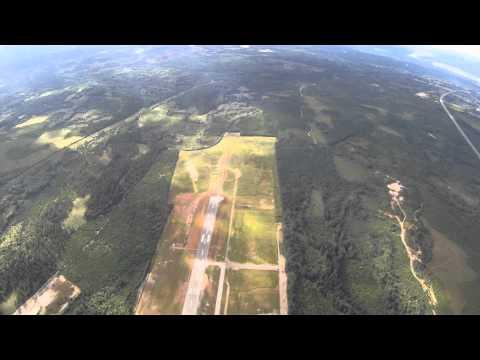 Scott Gurney skydiving Jump 60