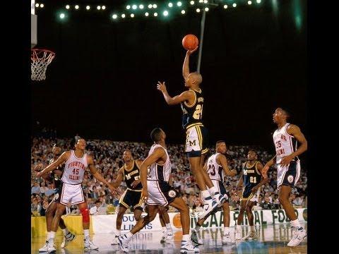 1989 Michigan Basketball Documentary Aired 01/14/14