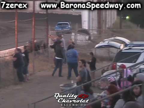 Pure Stock Main Barona Speedway 7-1-2017