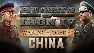 HOI4: Waking the Tiger - China thumbnail