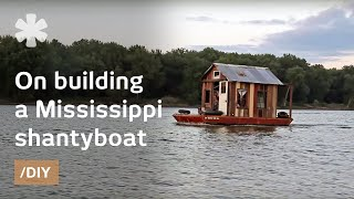 How the Mississippi shantyboats helped build a culture