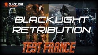 Test en francais du jeu Blacklight Retribution / Décembre 2016 / Fps / Free To Play