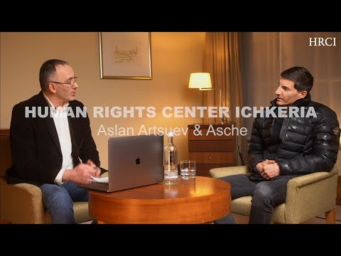 Asche & Aslan Artsuev (Human Rights Center Ichkeria) полное интервью от 11.01.21