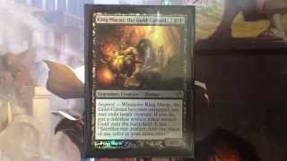 King Macar, the Gold-Cursed - Mono Black, Dude is Inspired, EDH Commander Deck Tech