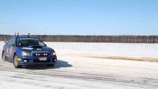 Jazda Subaru Impreza - Łódź video
