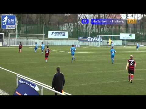 EnBW-Oberliga C-Junioren: TSG 1899 Hoffenheim II – SC Freiburg II