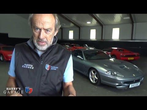 Ferrari 550 Maranello real world review