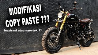 modifikasi FAJAR - BIG TRACKER inspired