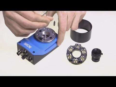 Lector63x and InspectorP63x from SICK: Flexible optical design in a compact housing | SICK AG