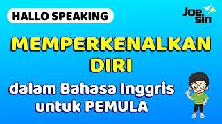 Cara Tepat Memperkenalkan Diri dalam Bahasa Ingris | Joesin