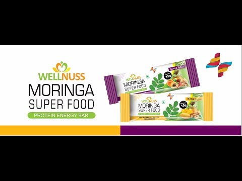 LAUNCHING OF Moringa Super Food Energy Bar