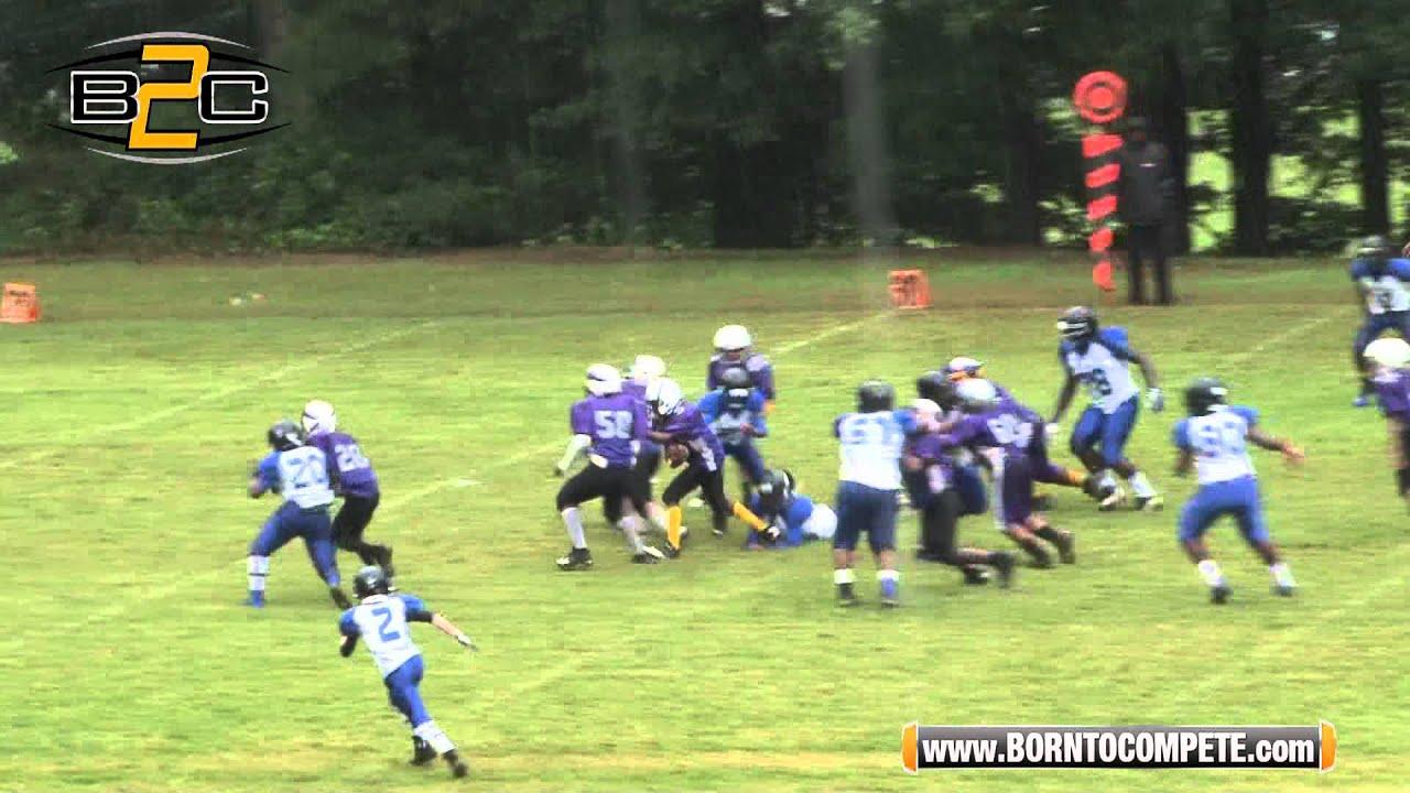 B2C: Central Dekalb Jaguars Vs Atlanta Vikings   11U (Autism Bowl 2013)