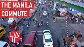 What Commuting in Philippines' Capital (Manila) is Like