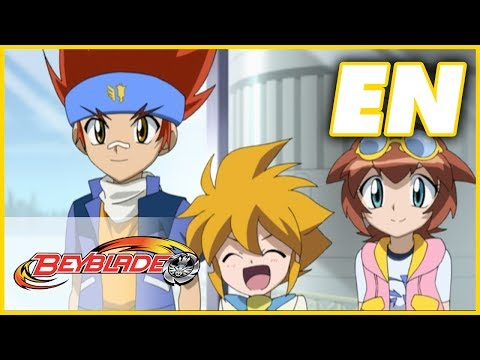 Beyblade Metal Masters: How Grand! The Cage Match! - Ep.65