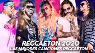 Reggaeton Mix 2020 - Luis Fonsi, Maluma, Ozuna, Yandel, Shakira - Mix Canciones Reggaeton 2020