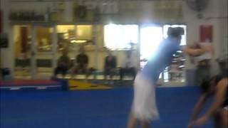 Dav Flip Over Eric Kyler Storm and Turbo Re Enactment