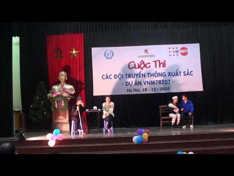Cuộc thi Tuyên Truyền viên xuất sắc Toàn quốc 2010 - Dự án VNM7R207