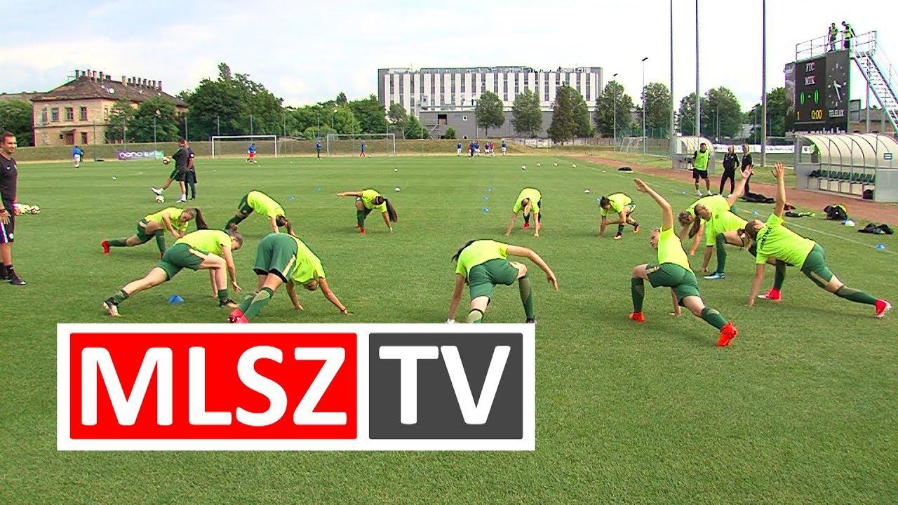Ferencvárosi TC - MTK Hungária FC | 1-3 | JET-SOL Liga | Döntő, 1. forduló | MLSZTV