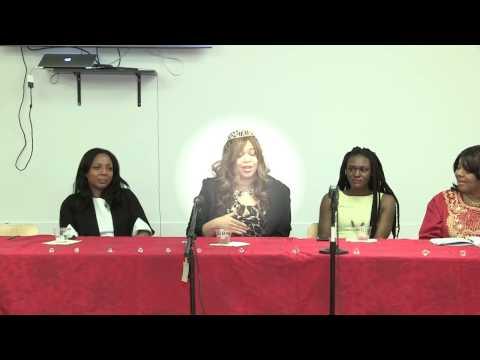 Sneak Peak America's Enterprise Erica Collins Closing Remarks African Fashion Industry
