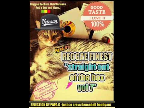 REGGAE FINEST-straight out of the box vol 7
