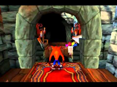 how to get the yellow gem in crash bandicoot 2